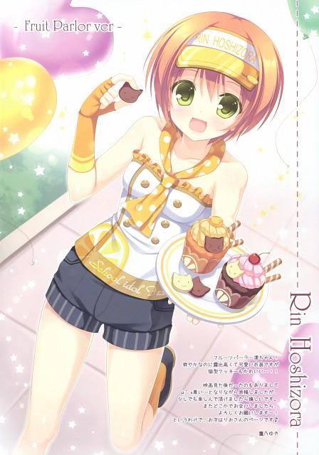 Yuki Takano, Shiny×Live! Ex, Love Live! School Idol Project, Rin Hoshizora