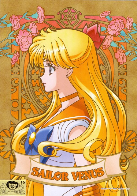 Yukie Sakou, Toei Animation, Bishoujo Senshi Sailor Moon, Sailor Venus