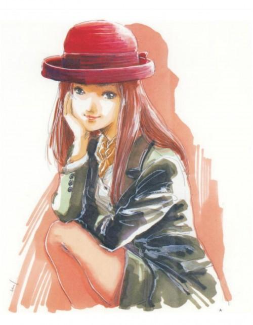 Haruhiko Mikimoto, Mobile Suit Gundam - Universal Century, Mobile Suit Gundam 0080, Christina Mackenzie