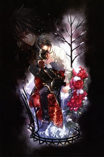 Kagerou Usuba, Idea Factory, Reine des Fleurs, Leon (Reine Des Fleurs), B's-Log