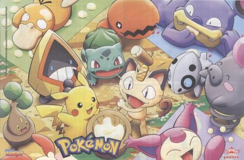 OLM Digital Inc, Nintendo, Pokémon, Meowth, Skitty