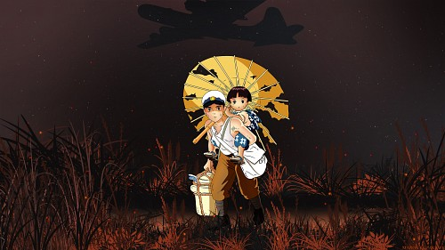 Studio Ghibli, Grave of the Fireflies Wallpaper