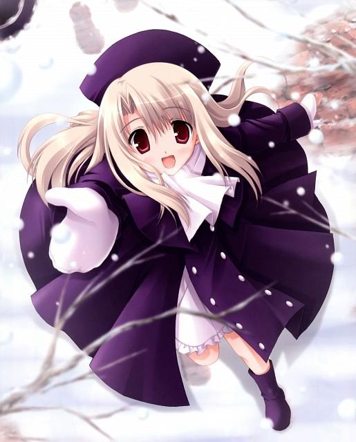 Akane Ikegami, Akane Iro - Ikegami Akane Art Works, Fate/stay night, Illyasviel von Einzbern