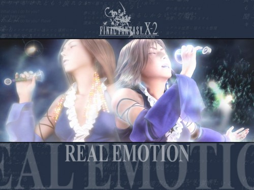 Square Enix, Final Fantasy X-2, Lenne, Yuna Wallpaper