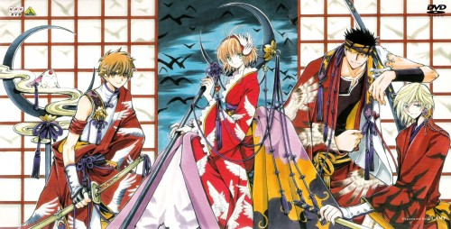 CLAMP, Tsubasa Reservoir Chronicle, Album De Reproductions 2, Sakura Kinomoto, Fay D. Flourite