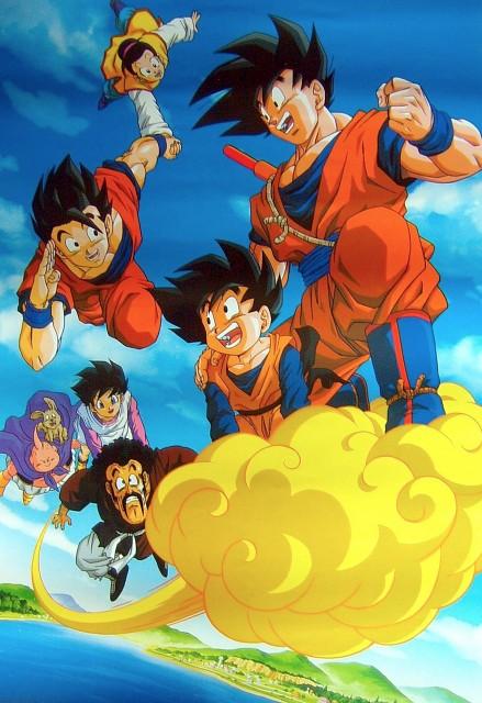 Akira Toriyama, Toei Animation, Dragon Ball, Hercule, Son Goku