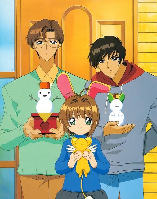 CLAMP, Madhouse, Cardcaptor Sakura, Cheerio!, Fujitaka Kinomoto