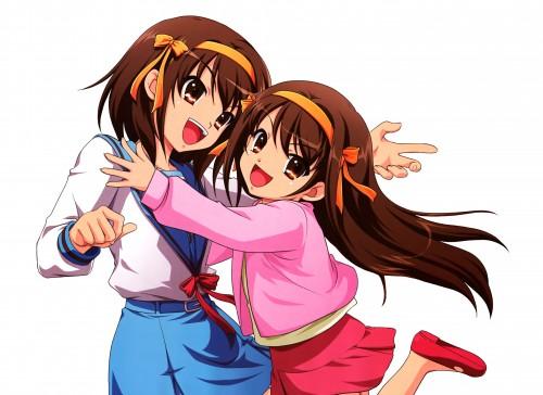 Kyoto Animation, The Melancholy of Suzumiya Haruhi, Haruhi Suzumiya