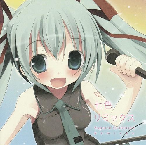 Vocaloid, Miku Hatsune, Album Cover