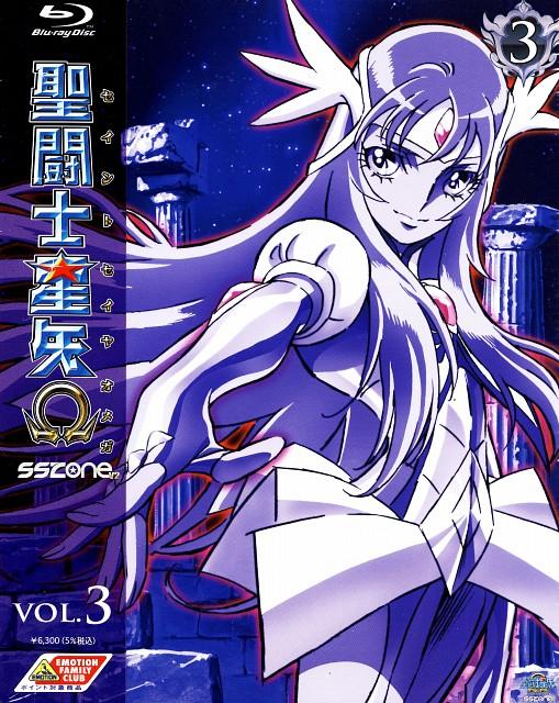 Toei Animation, Saint Seiya Omega, Aquila Yuna, DVD Cover