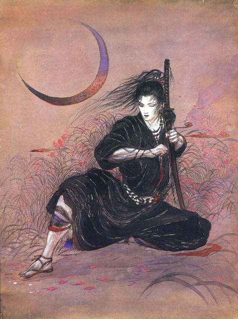 Yoshitaka Amano, Biten