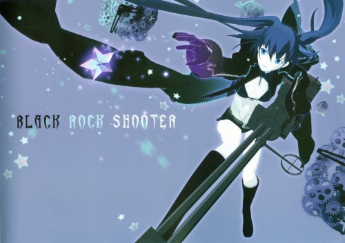 119, Black Rock Shooter, V-Edition, Black Rock Shooter (Character)