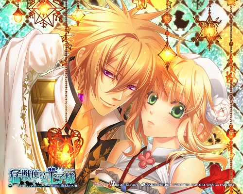miko (Mangaka), Idea Factory, Beast Master and Prince, Tiana (Beast Master and Prince), Matheus
