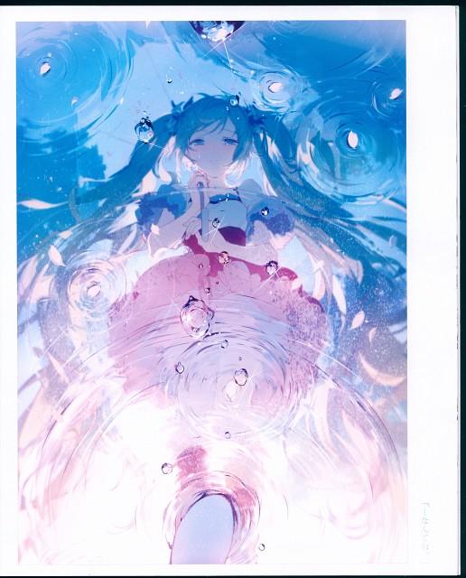 Rella, Waon, Asteroid, Vocaloid, Miku Hatsune