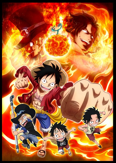 Eiichiro Oda, Toei Animation, One Piece, Sabo, Portgas D. Ace