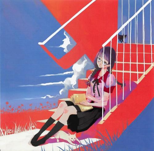VOFAN, Shaft (Studio), Bakemonogatari, Tsubasa Hanekawa, Calendar