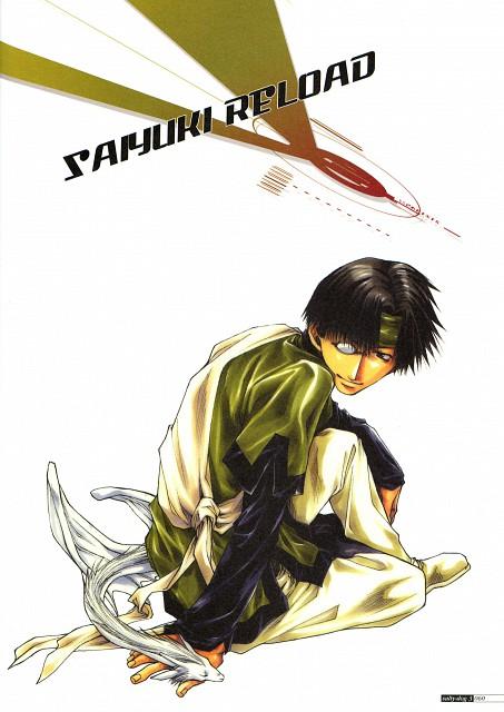 Kazuya Minekura, Studio Pierrot, Saiyuki, Salty Dog III, Cho Hakkai