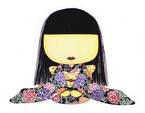 Tomoko Hayakawa, The Wallflower, Sunako Nakahara, Manga Cover