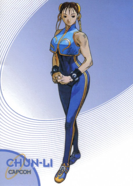 Capcom, Street Fighter, Chun-Li