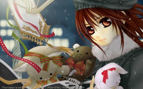 Matsuri Hino, Vampire Knight, Yuuki Cross Wallpaper