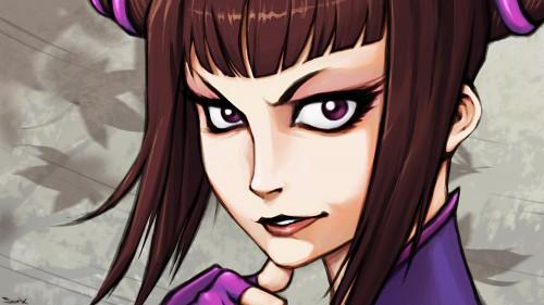 Capcom, Street Fighter, Juri Han, Member Art Wallpaper