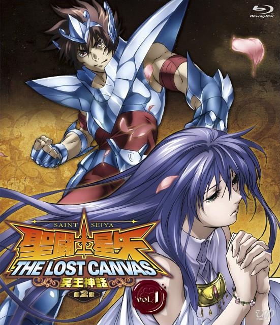Shiori Teshirogi, Saint Seiya: The Lost Canvas, Pegasus Tenma, Sasha