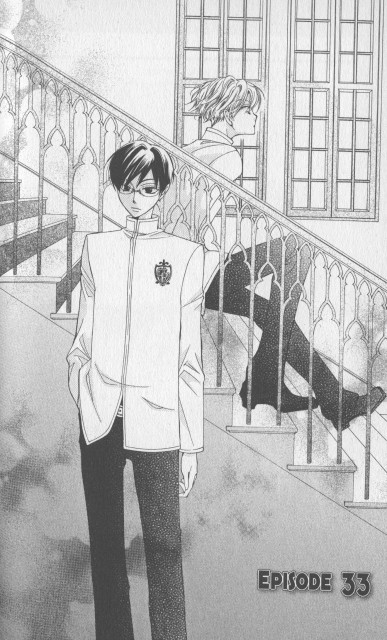 Hatori Bisco, BONES, Ouran High School Host Club, Tamaki Suoh, Kyoya Ootori