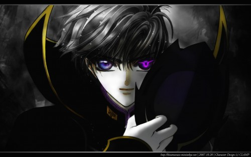 CLAMP, Madhouse, Sunrise (Studio), Lelouch of the Rebellion, X Wallpaper