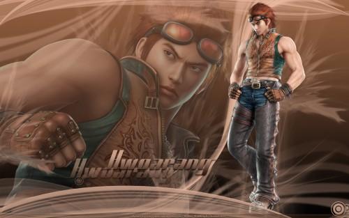 Namco, Tekken, Hwoarang Wallpaper