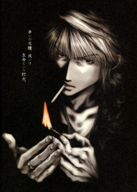 Kazuya Minekura, Studio Pierrot, Saiyuki, Salty Dog IV, Genjyo Sanzo