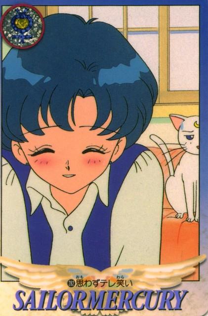 Toei Animation, Bishoujo Senshi Sailor Moon, Artemis, Ami Mizuno