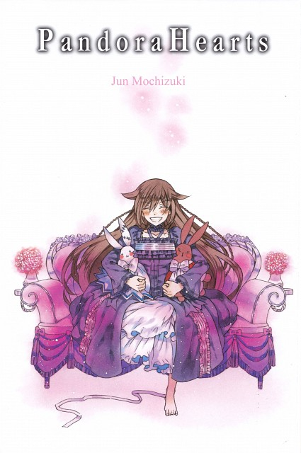 Jun Mochizuki, Xebec, Pandora Hearts, Alice (Pandora Hearts), B-rabbit