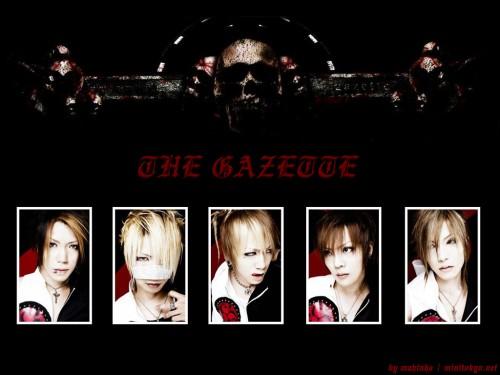 Uruha, Reita, Kai, Aoi (J-Pop Idol), Gazette Wallpaper