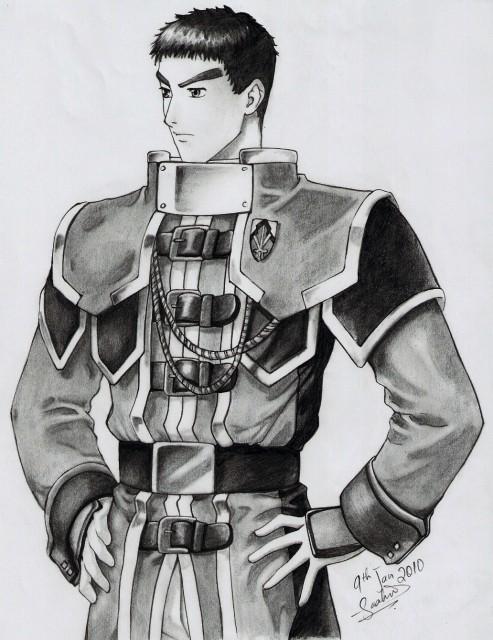 Konami, Suikoden II, Miklotov, Member Art