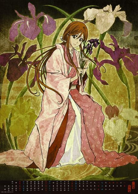 Studio Pierrot, Bleach, Orihime Inoue, Calendar