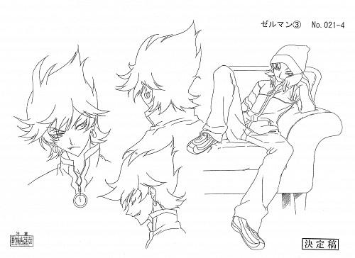 Yuuya Kusaka, Group TAC, Black Blood Brothers, Zelman Clock, Character Sheet
