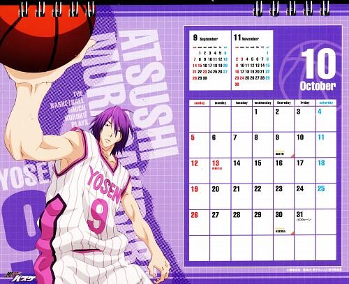Tadatoshi Fujimaki, Production I.G, Kuroko no Basket, Kuroko No Basket Calendar 2014, Atsushi Murasakibara