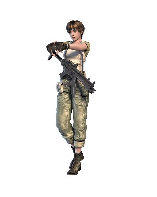 Capcom, Resident Evil: The Mercenaries 3D, Rebecca Chambers