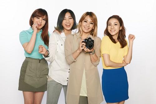 Minzy, Sandara Park, Bom Park, CL (K-Pop Idol), 2NE1