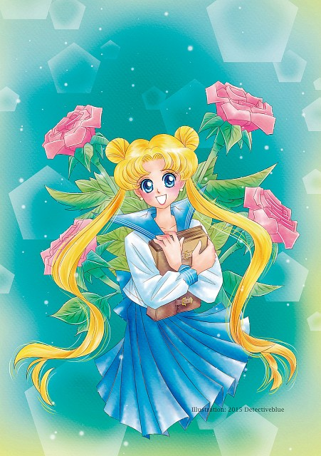 Toei Animation, Bishoujo Senshi Sailor Moon, Usagi Tsukino, Member Art