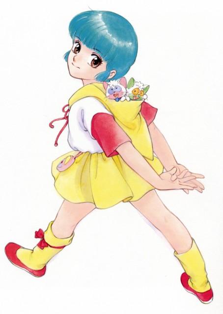 Akemi Takada, Studio Pierrot, Creamy Mami, Nega, Posi