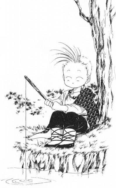 Yuu Watase, Fushigi Yuugi, Chichiri