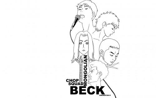 Harold Sakuishi, Madhouse, BECK, Yuji Sakurai, Tsunemi Chiba Wallpaper