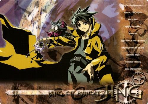 Jing: King of Bandits, Jing, Kir