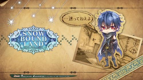 Aya Murasaki, Idea Factory, Snow Bound Land, Aje, Official Wallpaper