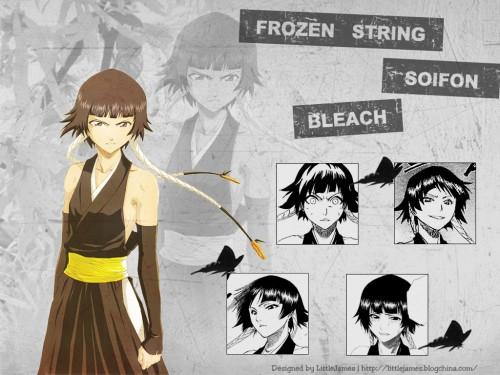 Kubo Tite, Studio Pierrot, Bleach, Soi Fong Wallpaper