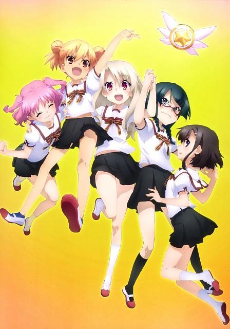 Nozomi Ushijima, Silver Link, TYPE-MOON, Fate/kaleid liner PRISMA ILLYA, Primanimation Illust Komplette!