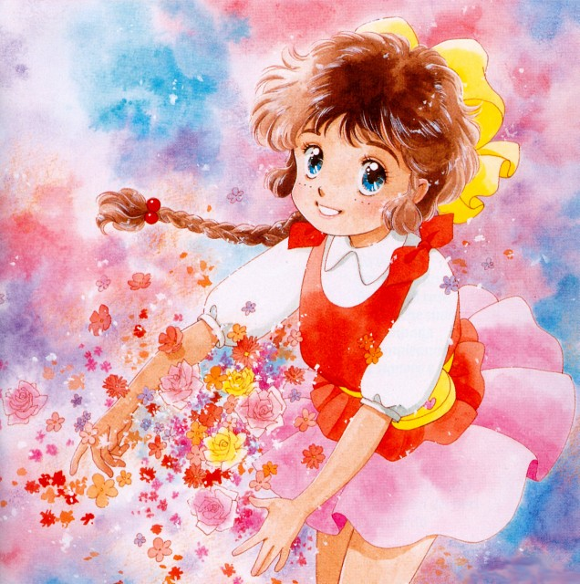 Studio Pierrot, Pastel Yumi, Yumi Hanazono