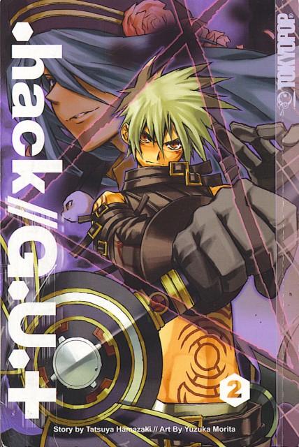 .hack//G.U., Endrance, Haseo