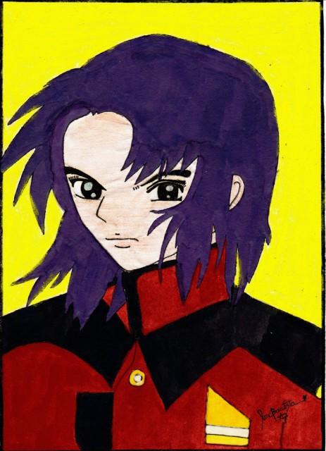Sunrise (Studio), Mobile Suit Gundam SEED, Athrun Zala, Member Art